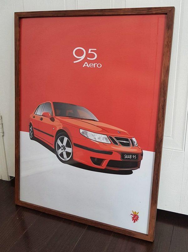 Red 9-5 Aero